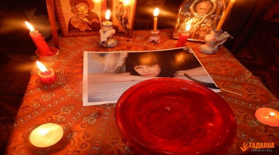 Гадание по фото со свечами